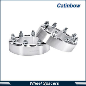 Pair 2 Wheel Spacers 8x170 14x1 5 For Ford F 250 F 350 Super Duty 1999 2015