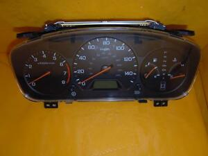 98 99 00 01 02 Accord Speedometer Instrument Cluster Dash Panel Gauges 215 393