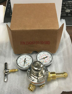 31 50 580 Smith Argon Regulator Miller P n 234263