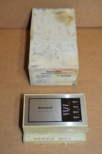 New Honeywell Tradeline T841a 1050 Heat Pump 2 Stage Thermostat York