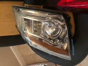 2008 2014 Cadillac Cts Driver Left Side Hid Xenon Headlight Head Lamp Complete