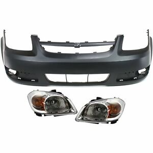 New Auto Body Repair Kit Front For Chevy Coupe Sedan Chevrolet Cobalt 2005 2008