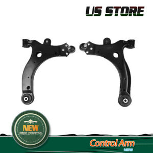 Pair Front Lower Control Arm Ball Joint Kit For Chevy Buick Pontiac Oldsmobile