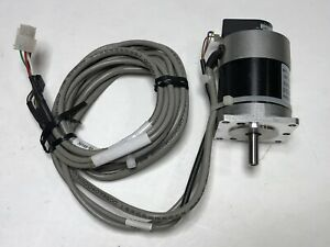 X axis Brushless Servo Motor For Melco Bravo Emt16 Amaya Embroidery Machines