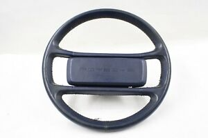 Porsche 911 964 C2 C4 Turbo 1989 1994 Oem Blue Steering Wheel
