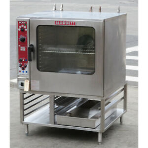 Blodgett Bcx14 Combi Oven Natrual Gas Used Excellent Condition