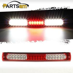 For Ford F150 1997 2003 Red Lens 30led 3rd Third Brake Roof Stop Cab Cargo Light