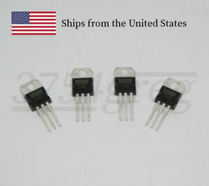 7812 L7812 L7812cv 12 Volt Regulator 1 Amp 2 Brand Availability 4 Pack