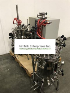 Applikon Biotechnology Bio Bench 30l Bioreactor 4 Systems Available