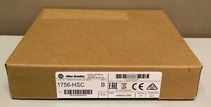 New Sealed Allen Bradley 1756 hsc b Controllogix 2 4 High Speed Counter