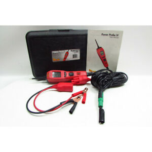 Power Probe Pp401as Iv Diagnostic Circuit Tester