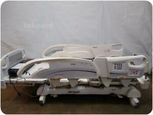Stryker Intouch Electric Critical Care Hospital Patient Bed 224098