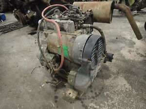 Lister Petter Lpa3 Diesel Engine Runs Nice Rare Lpa 3 Air Cooled Lp