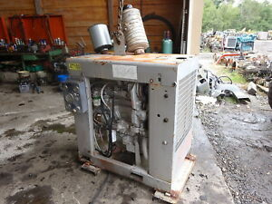 John Deere 4045tf270 Power Unit Video Runs Exc 4045 Turbo Diesel Engine 4 5