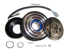 Ac Clutch Fit 1997 2001 Jeep Wrangler Tj Sanden 4691 Us Made Maxsam Clutches