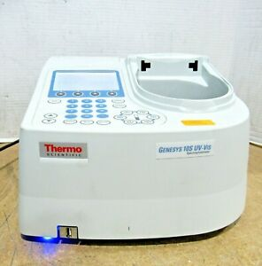 Thermo Scientific Genesys Gen10s Uv vis p Spectrophotometer For Parts Or Repair