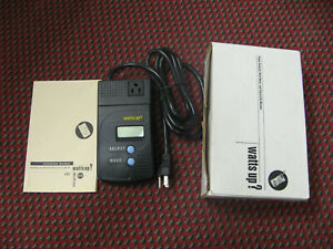 Watts Up net Electricity Watt Meter Power Analyzer Monitor pro es
