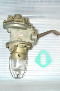 Amc Rambler V8 1960 1961 1962 1963 1964 1965 1966 Fuel Vacuum Pump Amc V8