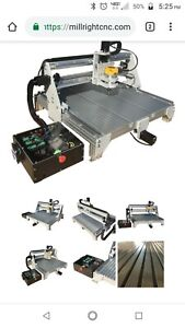 Cnc Router Millright Milling Cnc Machine Wood Router