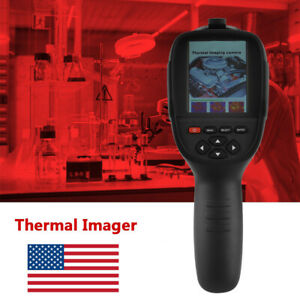 Ht 18 Handheld Thermal Imaging Camera Imager Ir Infrared Thermometer 20 300