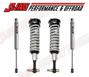 14 19 Ford F 150 4x4 Fox 2 0 Front Coil Overs 2 Rear Shocks Leveling Kit