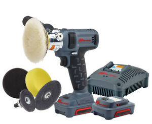 Iqv12 Polisher Sander Kit Ingersoll Rand G1621 K2 Irc