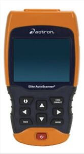 Elite Autoscanner Kit Enhanced Obd I And Obd Ii Scan Tool Actron Cp9690 Act