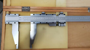 0 40 0 100 Cm Vernier Calipers made In China Heavy Duty Stainless Steel