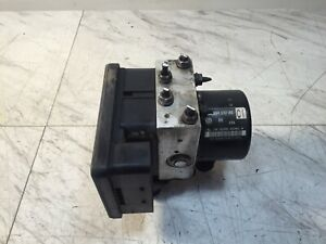 2007 2009 Volkswagen Jetta Golf Gti Rabbit A3 Abs Pump Modulator Anti Lock