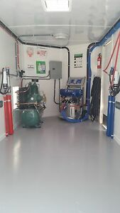 16 Pmc Pf 1600 Spray Foam Rig And Equipment