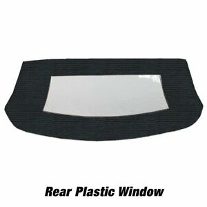 Open Box Kee Auto Top Convertible Rear Window For Ford Mustang 1995 2004