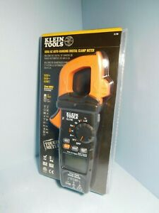 Klein Tools Cl700 Digital Clamp Meter Ac Auto ranging 600a