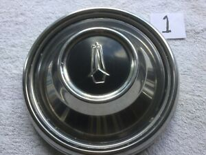 Vintage Plymouth 9 Inch Dog Dish Hubcaps Set Of 4