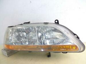 1998 1999 2000 Honda Accord Passenger Rh Halogen Headlight Sold As Is Oem C68r