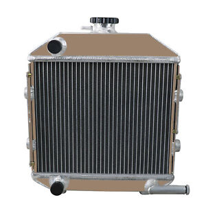Sba310100211 Ford 1300 Tractor Replacement Radiator All Aluminum
