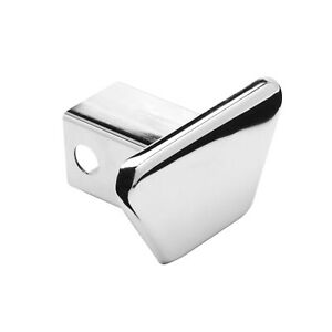 Tow Ready 5352 Trailer Hitch Receiver Tube Cover Chrome 2 Sq Universal