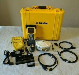 Trimble R8 Model 2 Gps Gnss Base Rover Receiver 60158 66 Uhf 450 470mhz