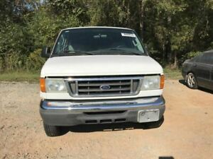 Console Front Floor Outer Section Fits 03 16 Ford E350 Van 1411369
