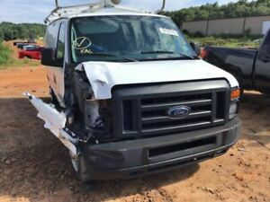 Console Front Floor Outer Section Fits 03 16 Ford E350 Van 1344610