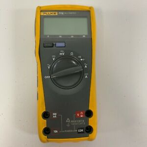 Fluke 77 Iii Digital Multimeter With Some Cosmetic Wear