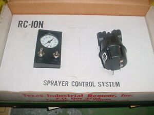 Texas Industrial Pressure And Boom Controler never Used