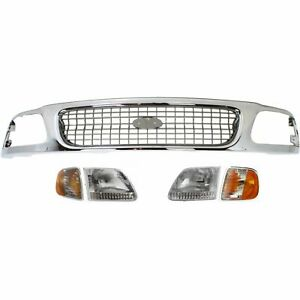 New Auto Body Repair Kit For Ford Expedition 1997 1998
