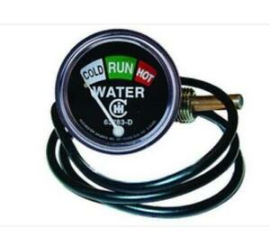 63783d Lead Water Temperature Gauge Fits Case Ih Tractor Models A