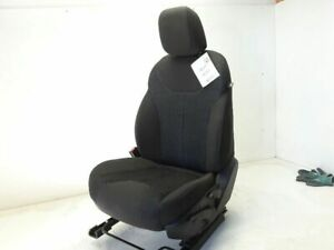 13 14 15 16 Dart Left Front Seat Black Cloth Seat Trim D7x9 68080779ag