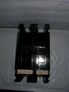 Westinghouse Qc2100 2 Pole 100 Amp Quicklag 240v Circuit Breaker New