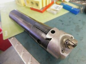 Valenite Vari Set Boring Bar With Micro Adjustable Head 2 0 Shank Bb 3a