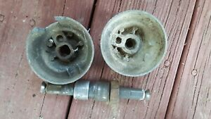 Ford Tractor Selectospeed Sos Shifter Shaft
