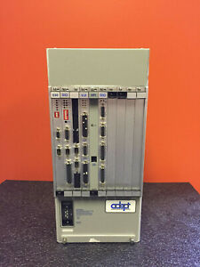 Adept Technology Mv 10 30340 4000 10 Slot Robot Controller Chassis Modules