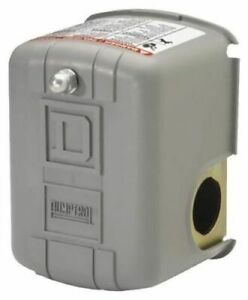 New Square D Fhg12j55xbp Air Compressor Off 150 Lbs Pressure Switch Usa 6934467