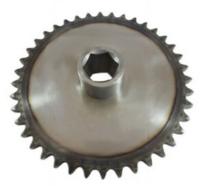 1329720c2 New Case International Combine Feeder House Reverser Sprocket 1480